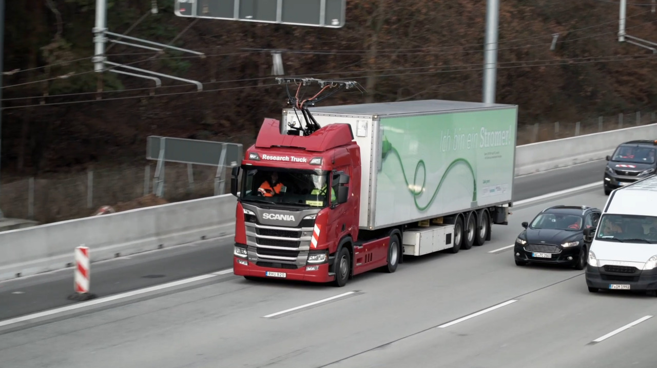eHighway | Electromobility | Siemens