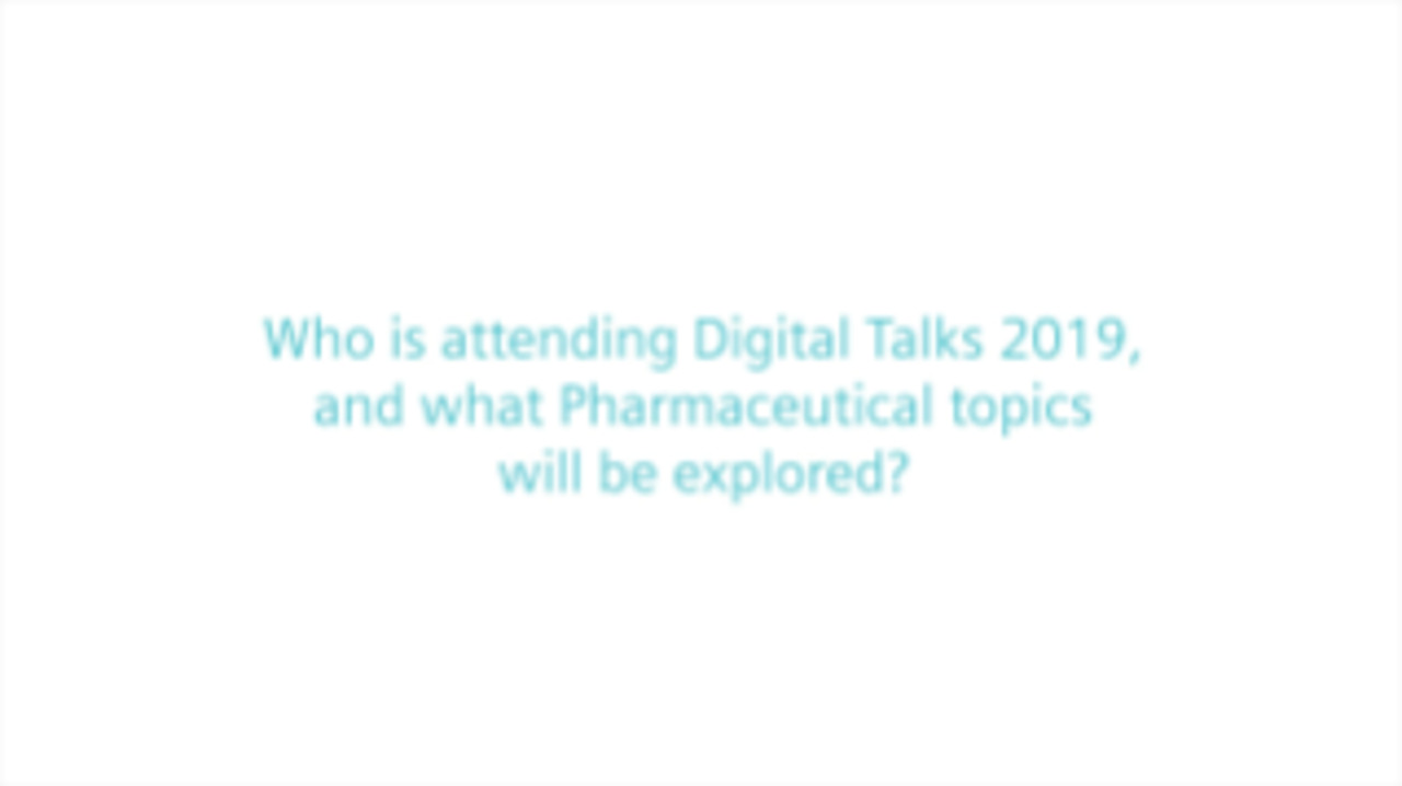 Digital Talks - Transforming Industry Together | Fairs and Events