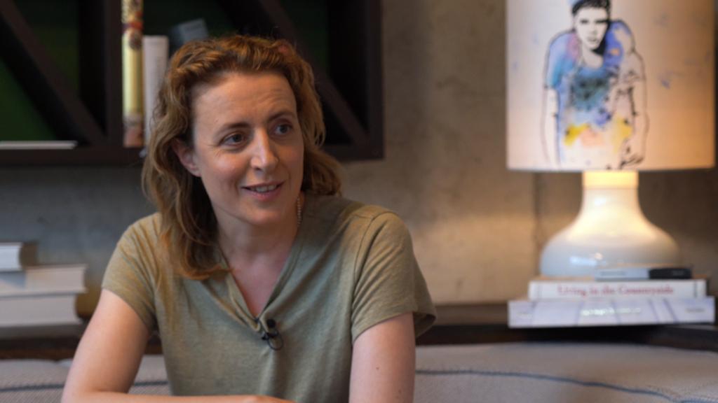 Maren Eggert über ihre Rolle in «Ich bin dein Mensch»