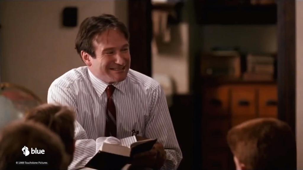 Keiner war so heiter wie Robin Williams