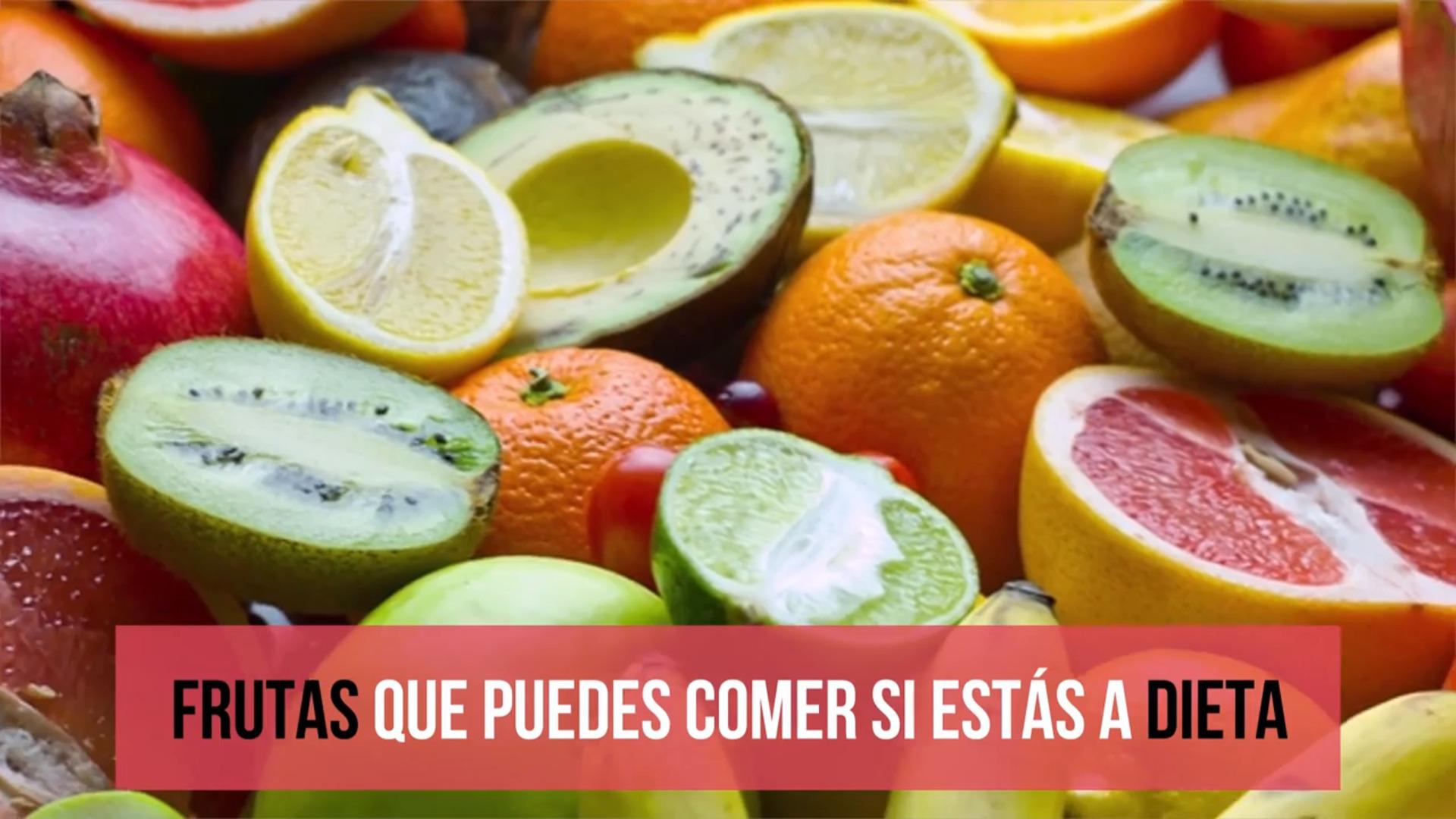Consejos Bajar De Peso Las Frutas Que Más Te Ayudan A Adelgazar Mujerhoy Com