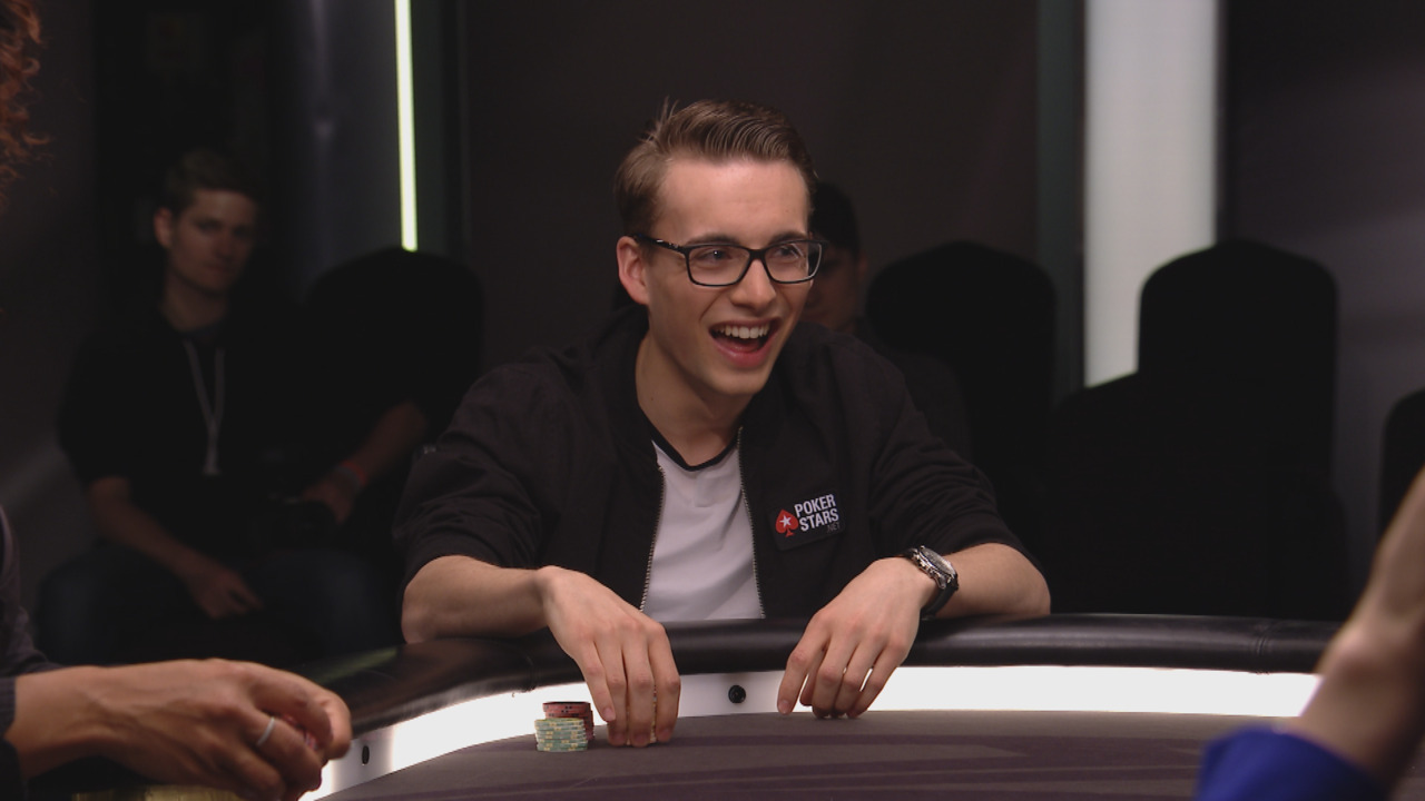 PokerStars Championship Cash Challenge, Episode 8