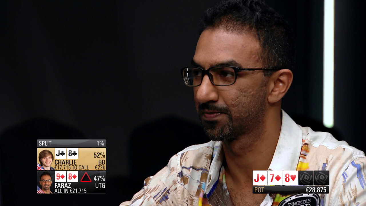 PokerStars Championship Cash Challenge, Episode 4