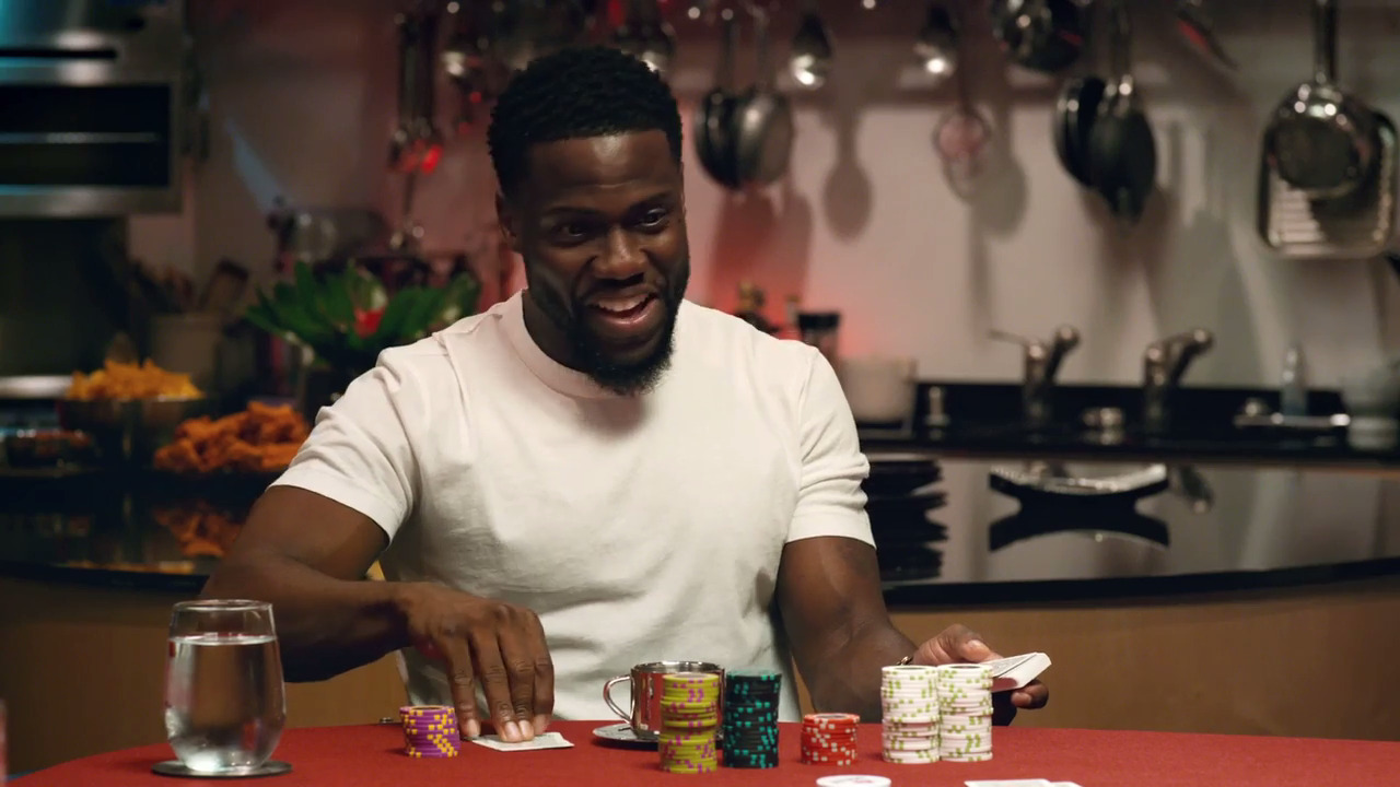 Kevin Hart's How To Play Poker - Episode 2, Poker Face