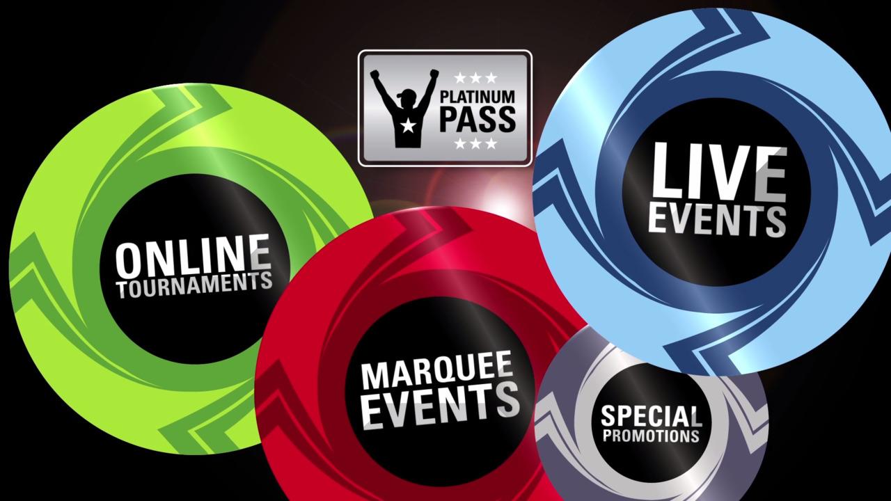 PSPC Platinum Passes
