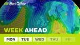 Week Ahead - A cold week …