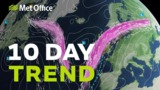 Ten Day Trend - Will the …