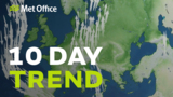 10 Day trend - Any sign o…