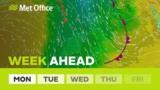 Week Ahead – Gusty wind…