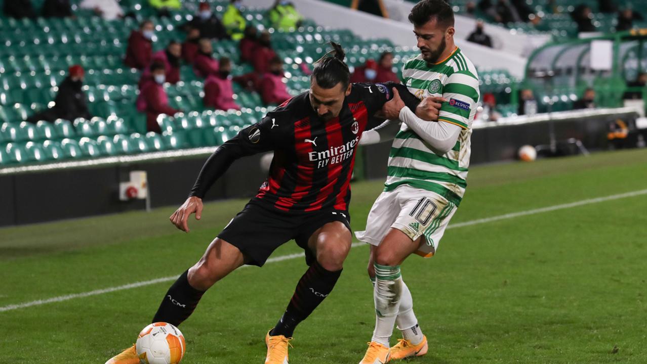 Highlights Celtic 1 3 Ac Milan Bt Sport