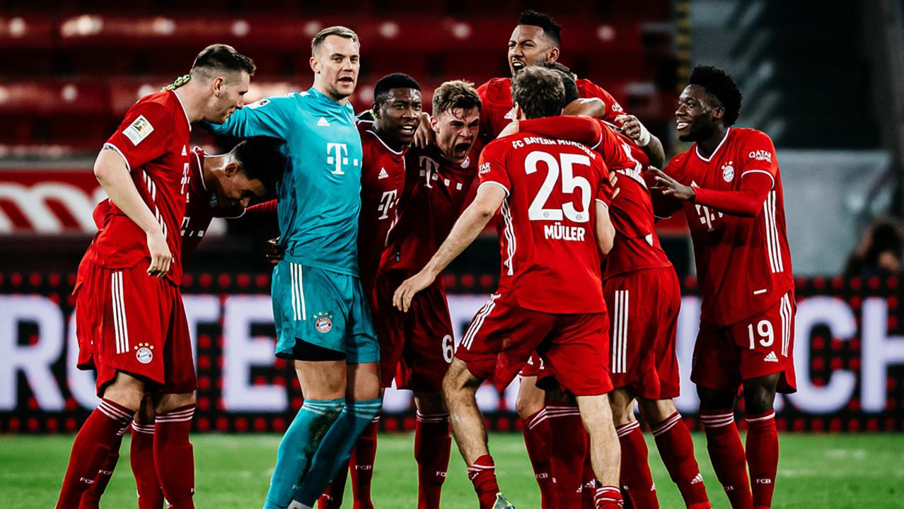 Bayern Leverkusen Highlights