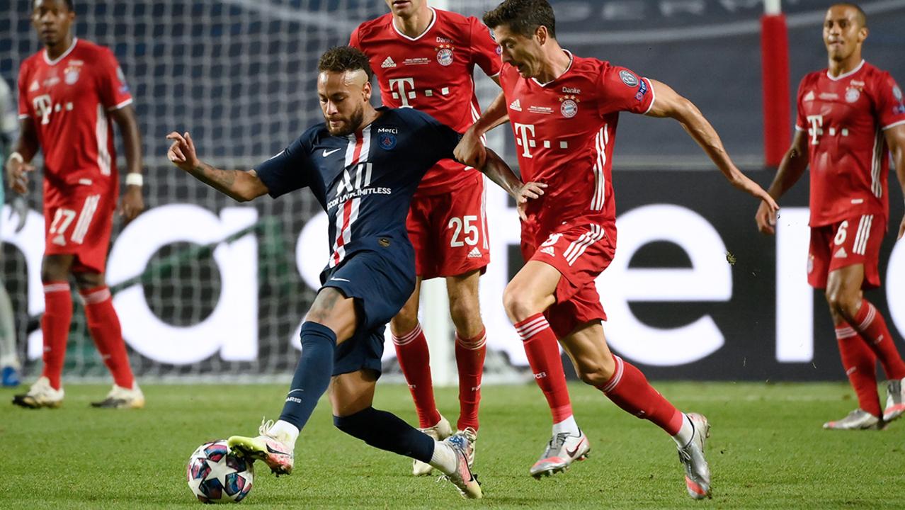 Highlights Psg 0 1 Bayern Munich Bt Sport