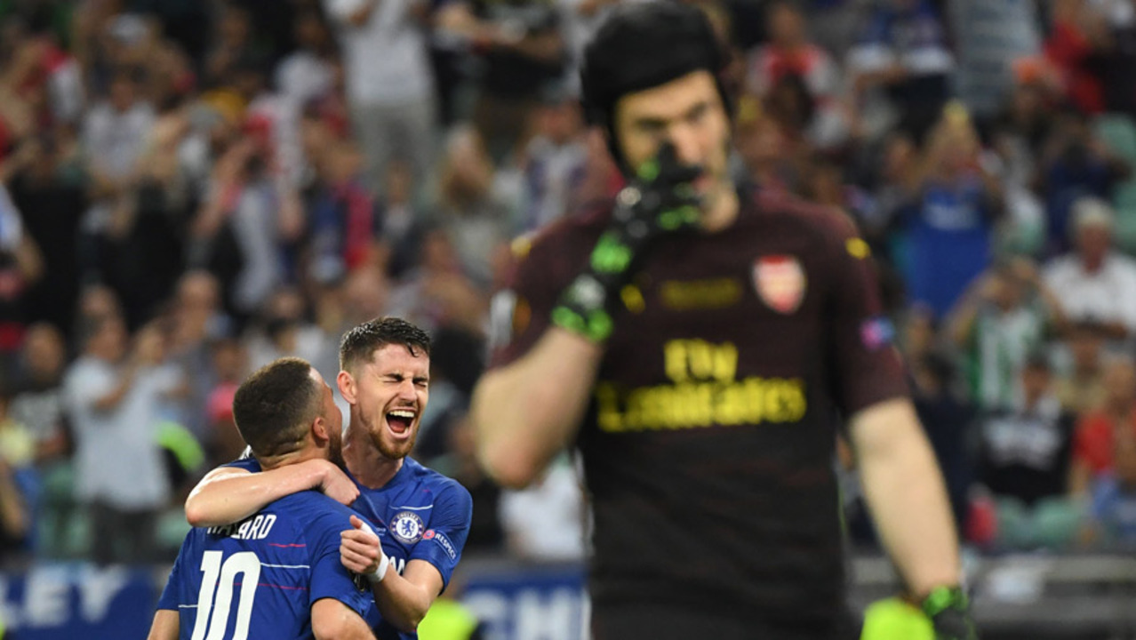 772ff6b94 Highlights  Chelsea 4-1 Arsenal