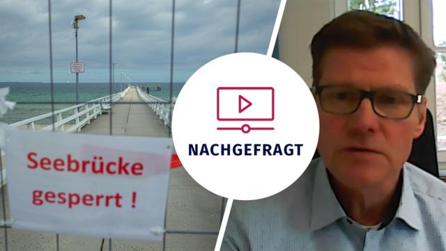 """Tourismus-Chef von Timmendorfer Strand: """"Perspektive für nächsten Tage und Wochen für uns prägnant"""""""