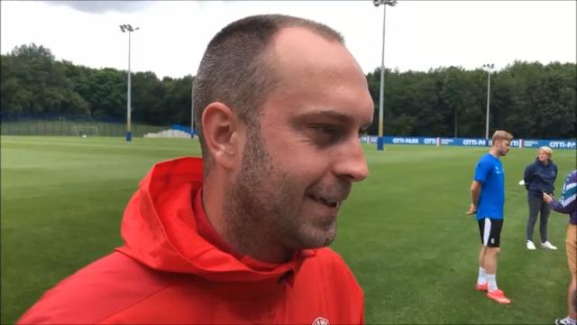 Video-Interview mit KSV-Chefcoach Ole Werner