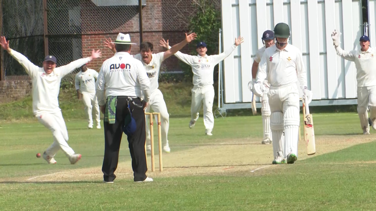 Army Cricketers Complete Inter Services Double