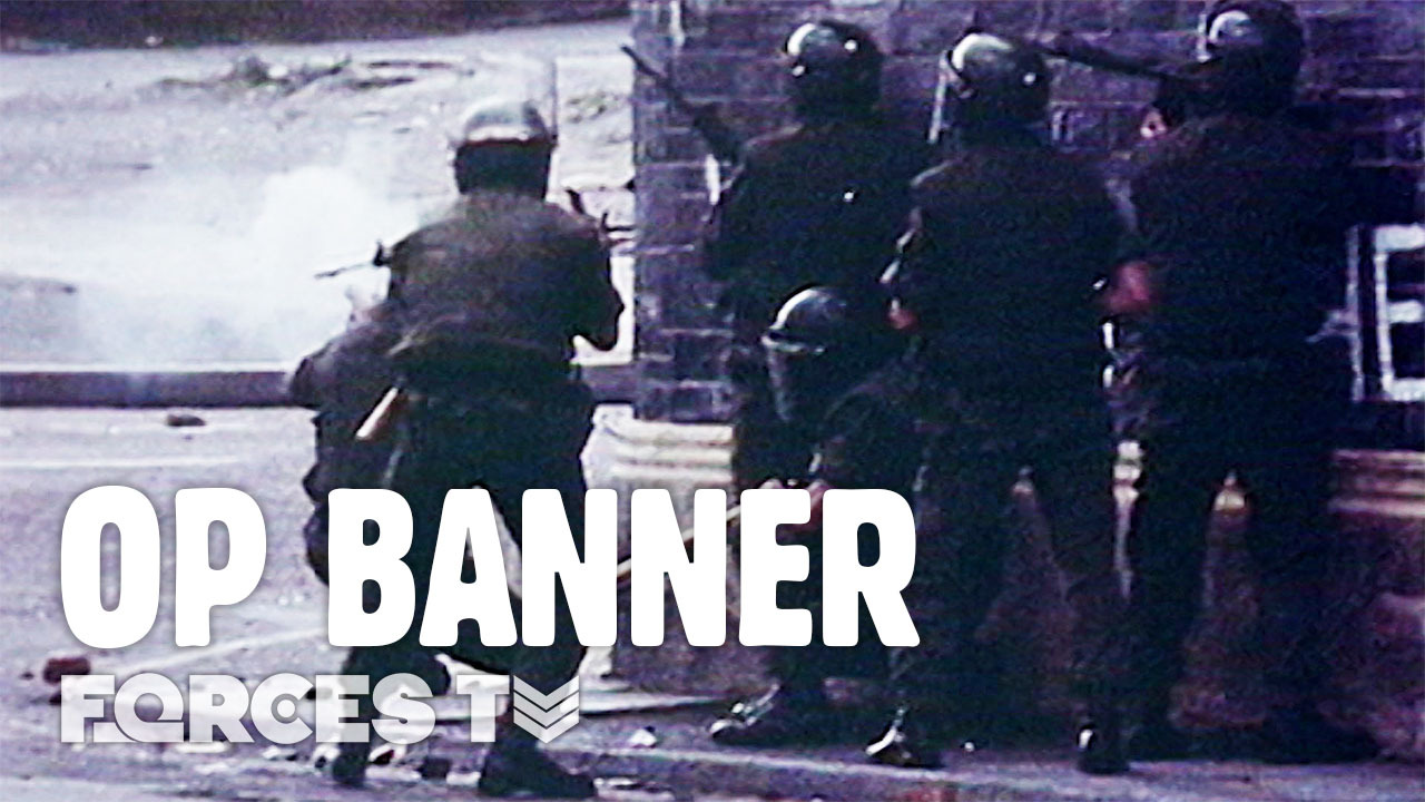 What Was It Like Serving In Northern Ireland During The Troubles?