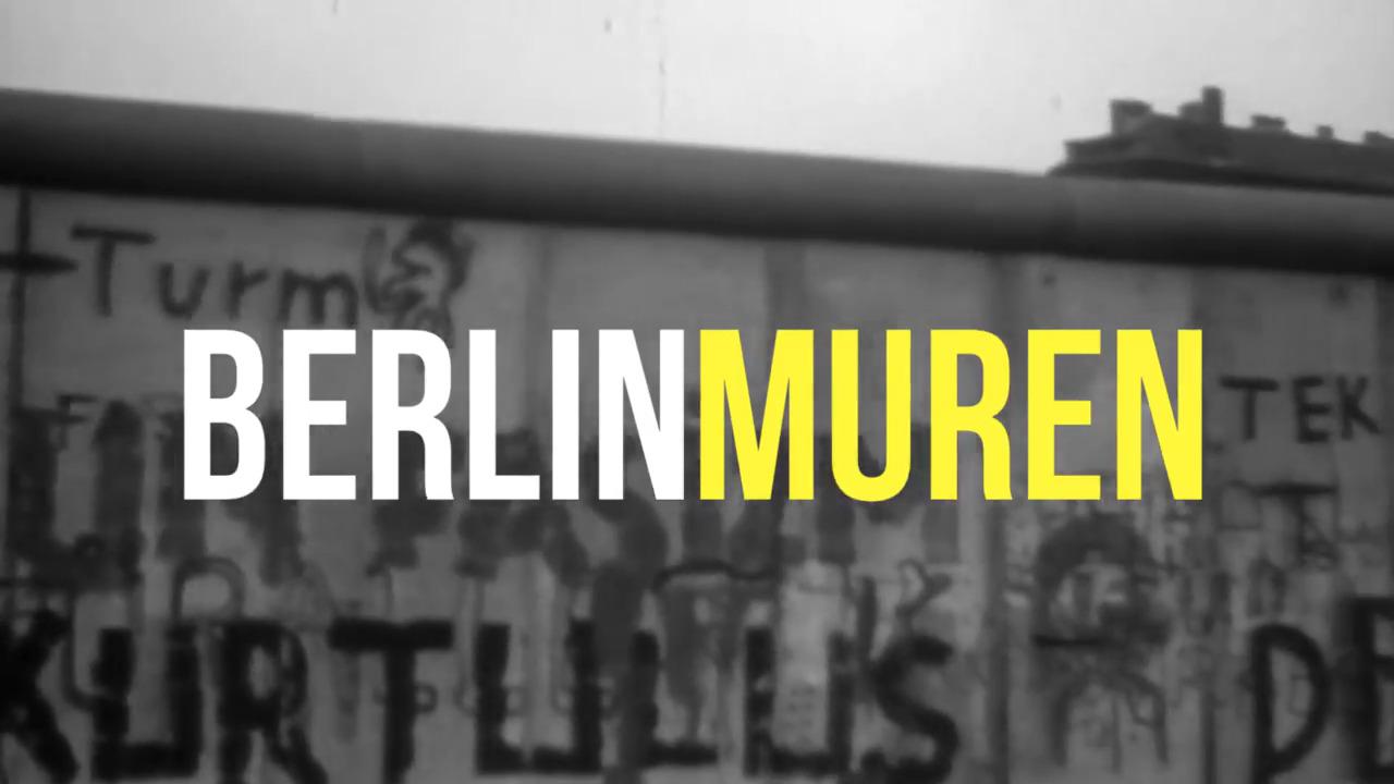 Förstå sammanhanget – Berlinmuren