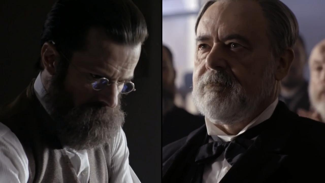 Pasteur och Koch – kampen mot mikroberna