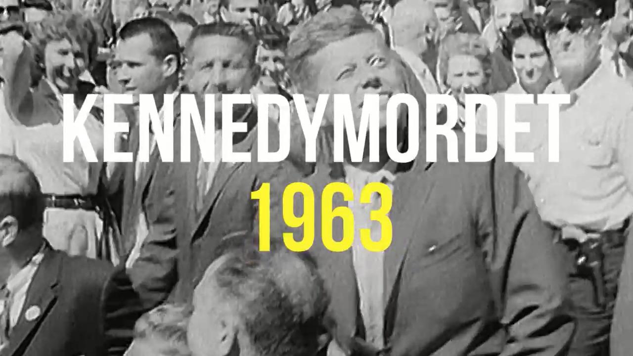 Förstå sammanhanget – Kennedymordet 1963
