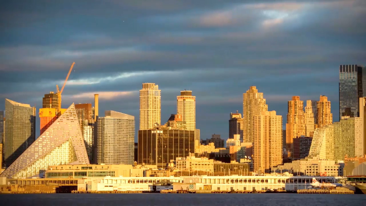 Framtidsfokus – megastäder