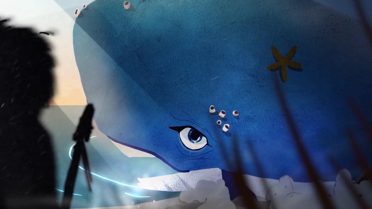 L'heure du conte – Le Pêcheur et la Baleine (Inuit)