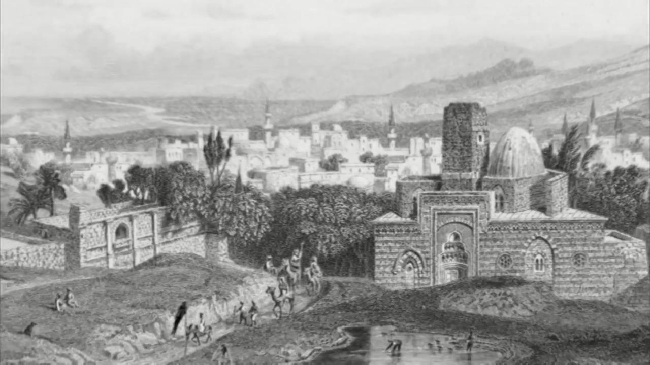 Stadsgeografi – islamisk-orientalisk stad
