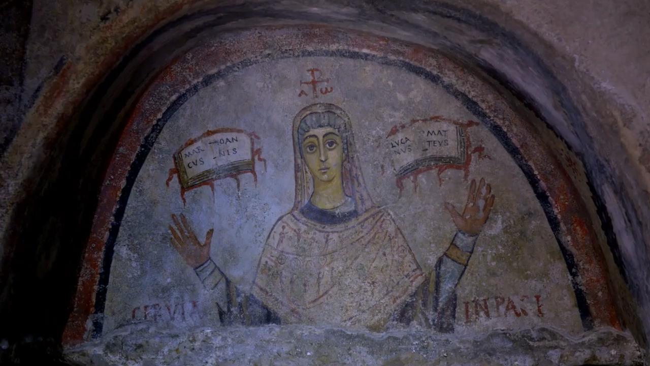 Jesus kvinnliga lärjungar