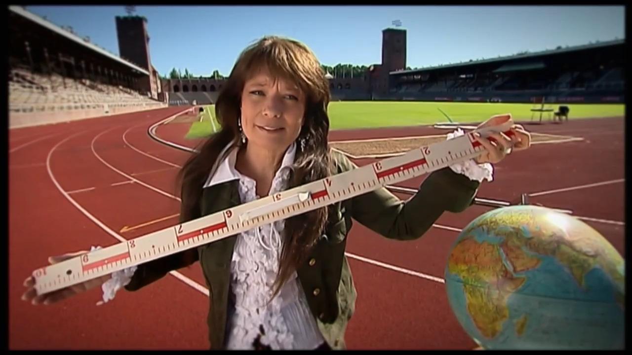 Evas superkoll - Meter