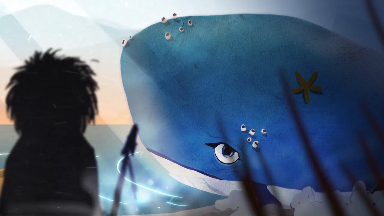 La hora de los cuentos – Corazón de Ballena (Inuit)