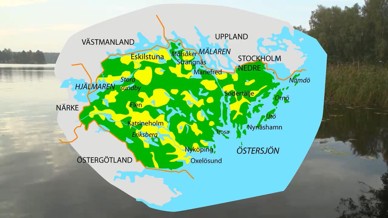Upptäck Sverige – Södermanland