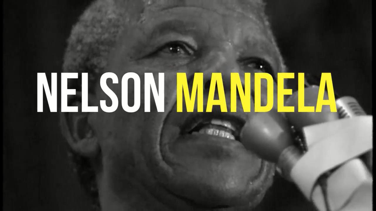 Förstå sammanhanget – Nelson Mandela