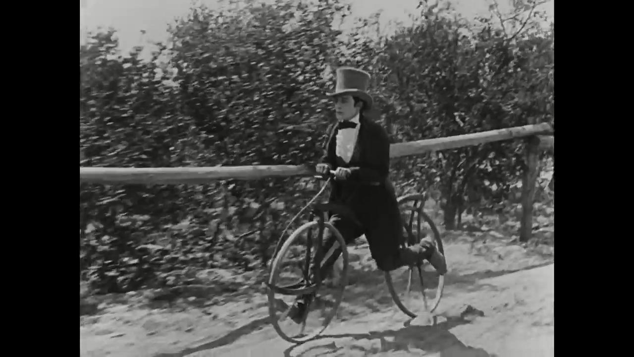 Krut, kulor och kärlek (1923)