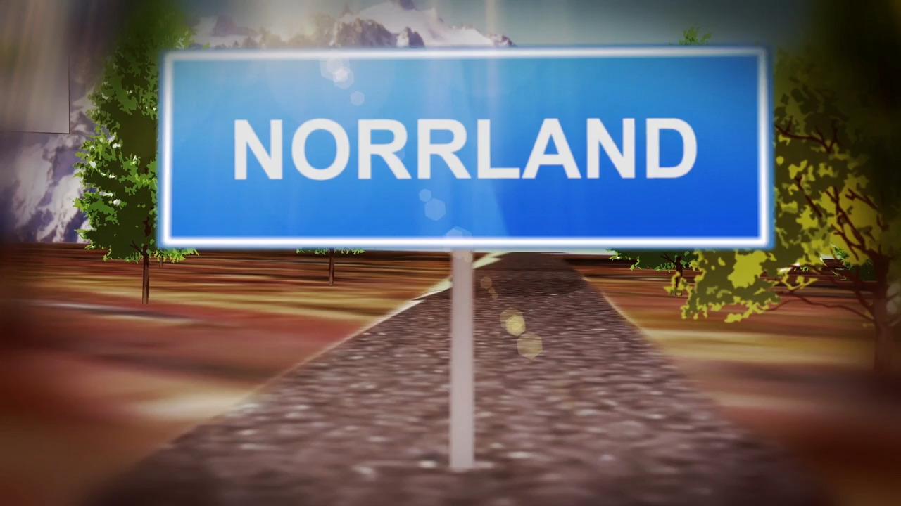 Upptäck Sverige – Norrland