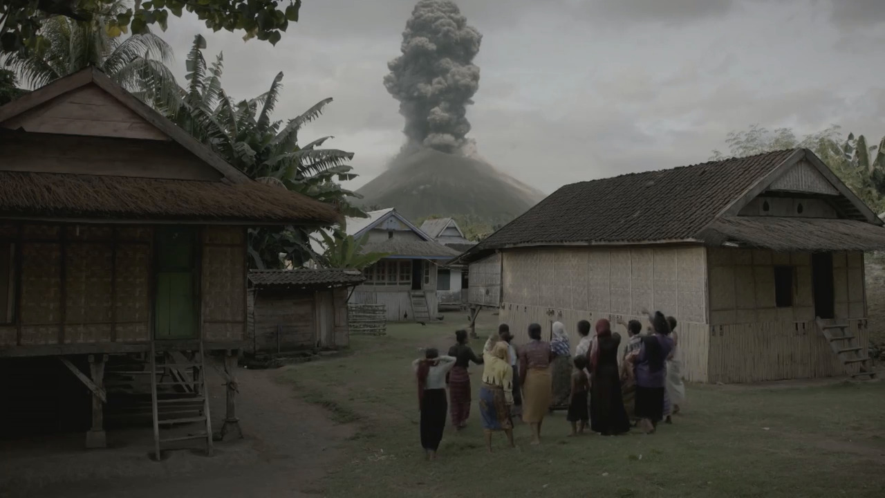 Vulkanutbrottet som förändrade världen