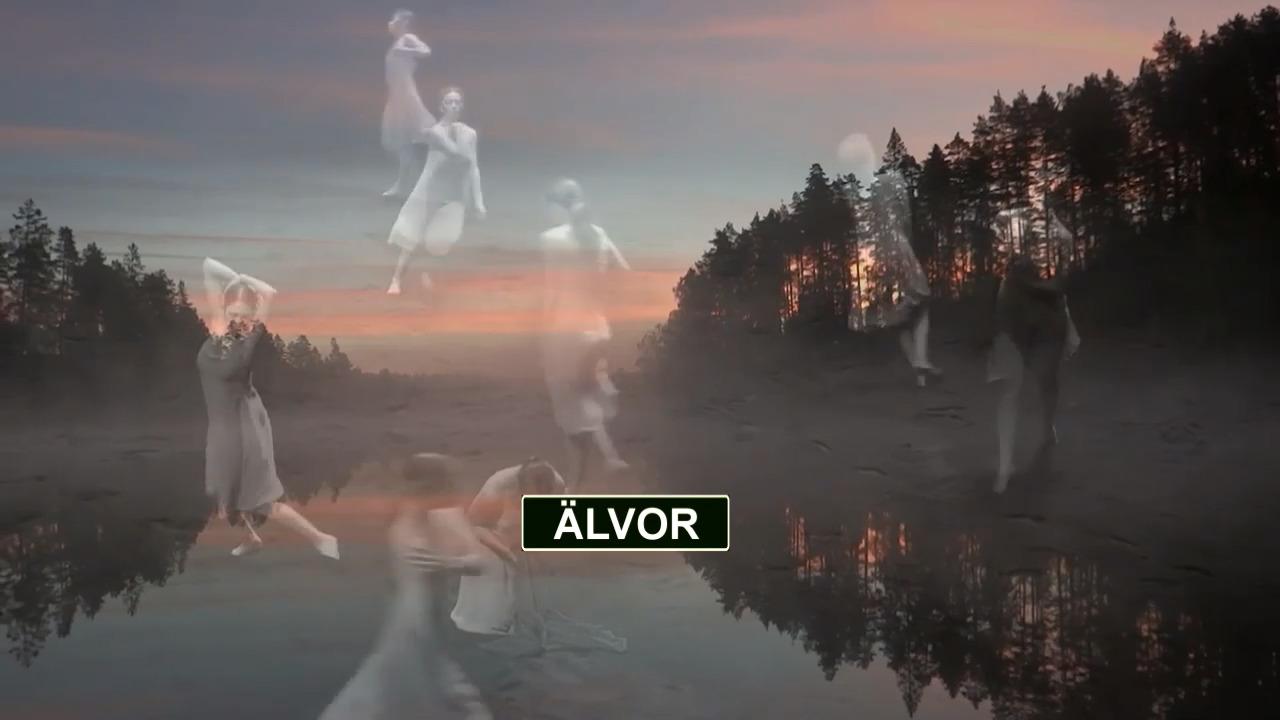 Svensk folktro – Hösten