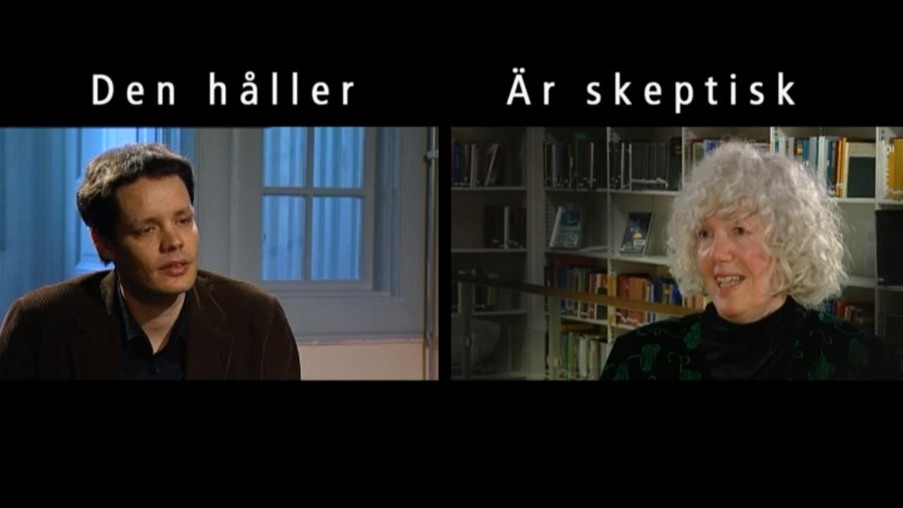 Einstein och de som banade vägen – kommentarsfilm