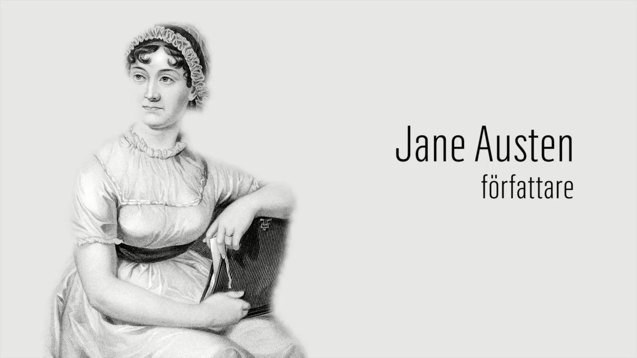Berömda kvinnor – förr och nu: Jane Austen