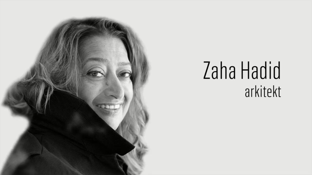 Berömda kvinnor – förr och nu: Zaha Hadid