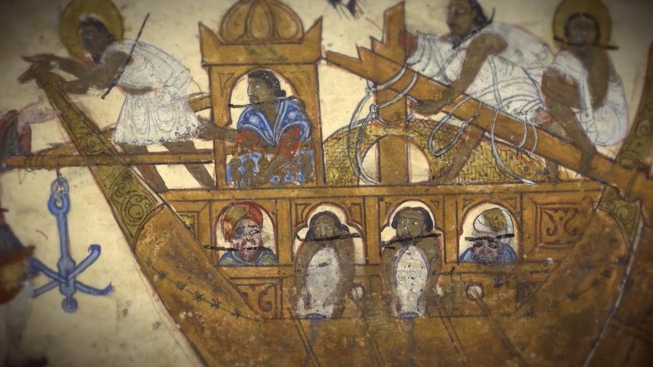 Slaveriets historia: År 476 till 1375 – Bortom öknen