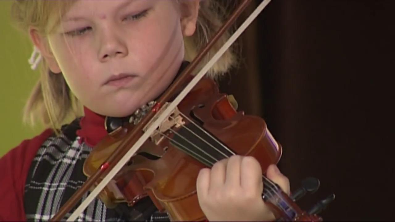 Våra musikinstrument – fiol