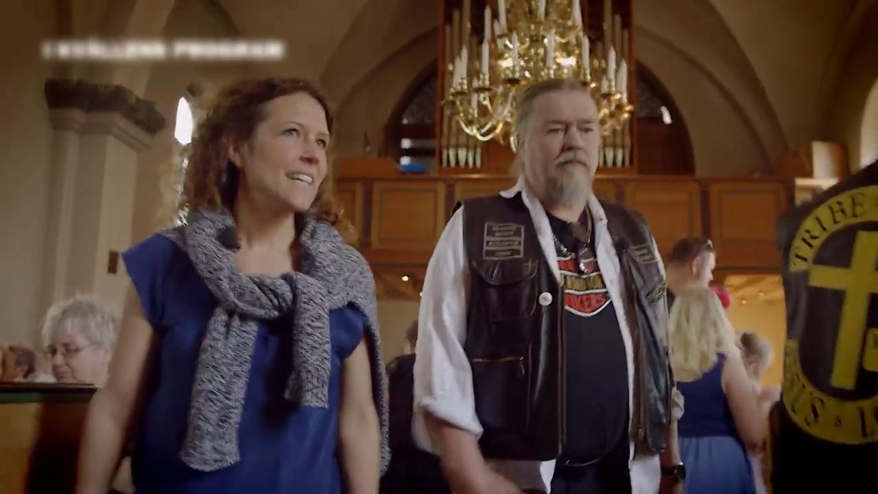 Från Sverige till himlen - Kristna knuttar