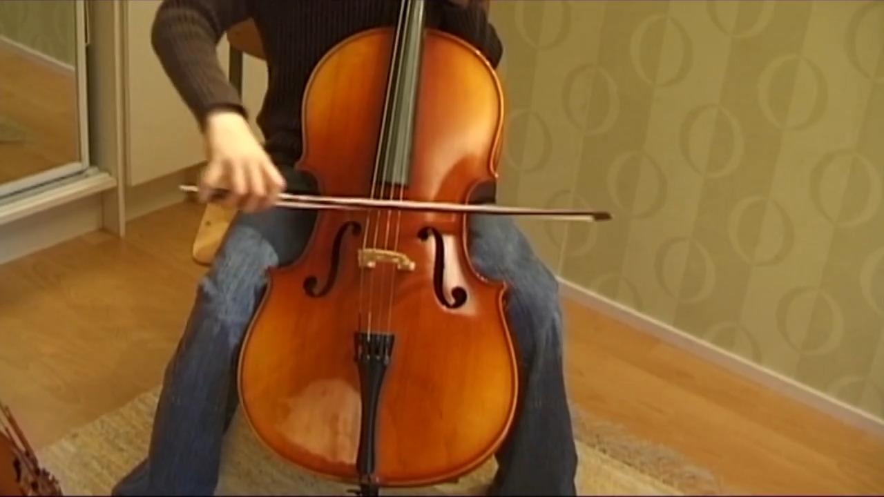 Våra musikinstrument – cello