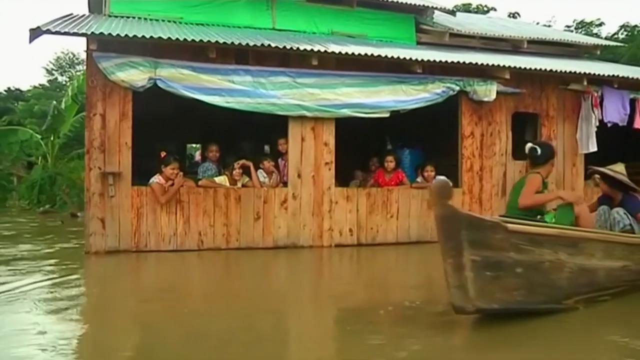 Internationella händelser – Klimatförändringar och haven