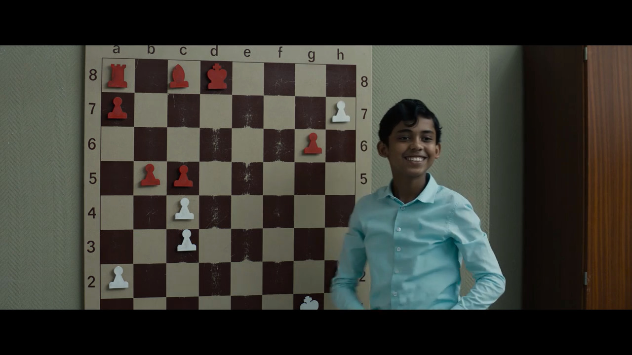 Fahim – den lilla schackprinsen