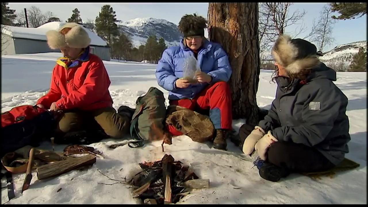Från Sverige till himlen - Samisk religion