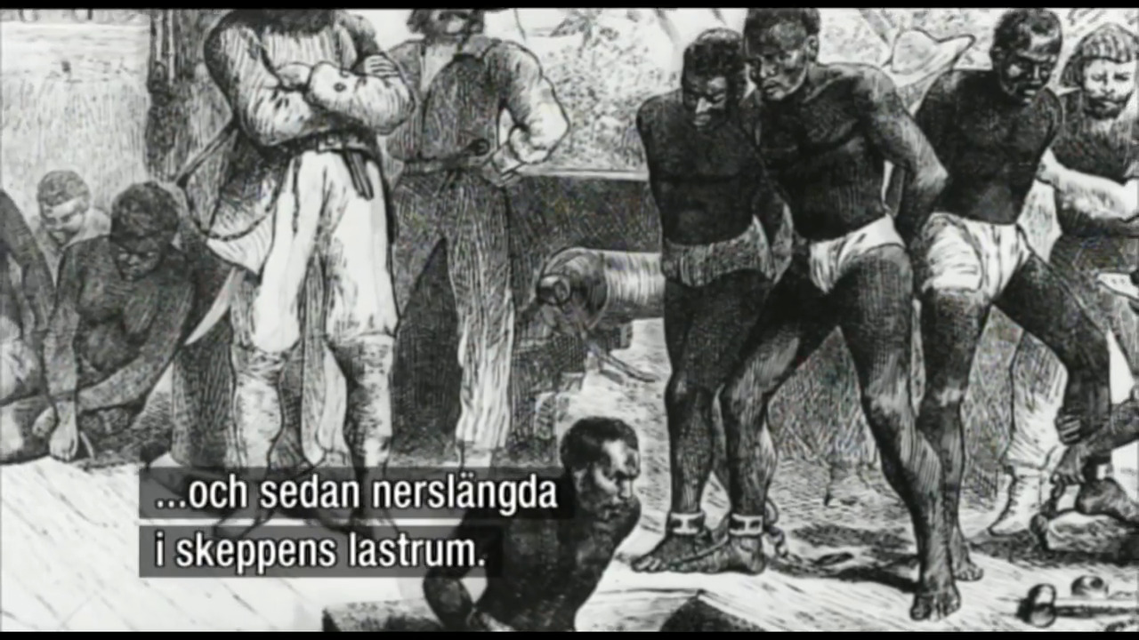 Rasismens historia - Del 1 Blodspengar
