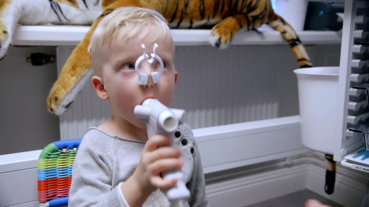 Doktorerna – Carl-Douglas astma