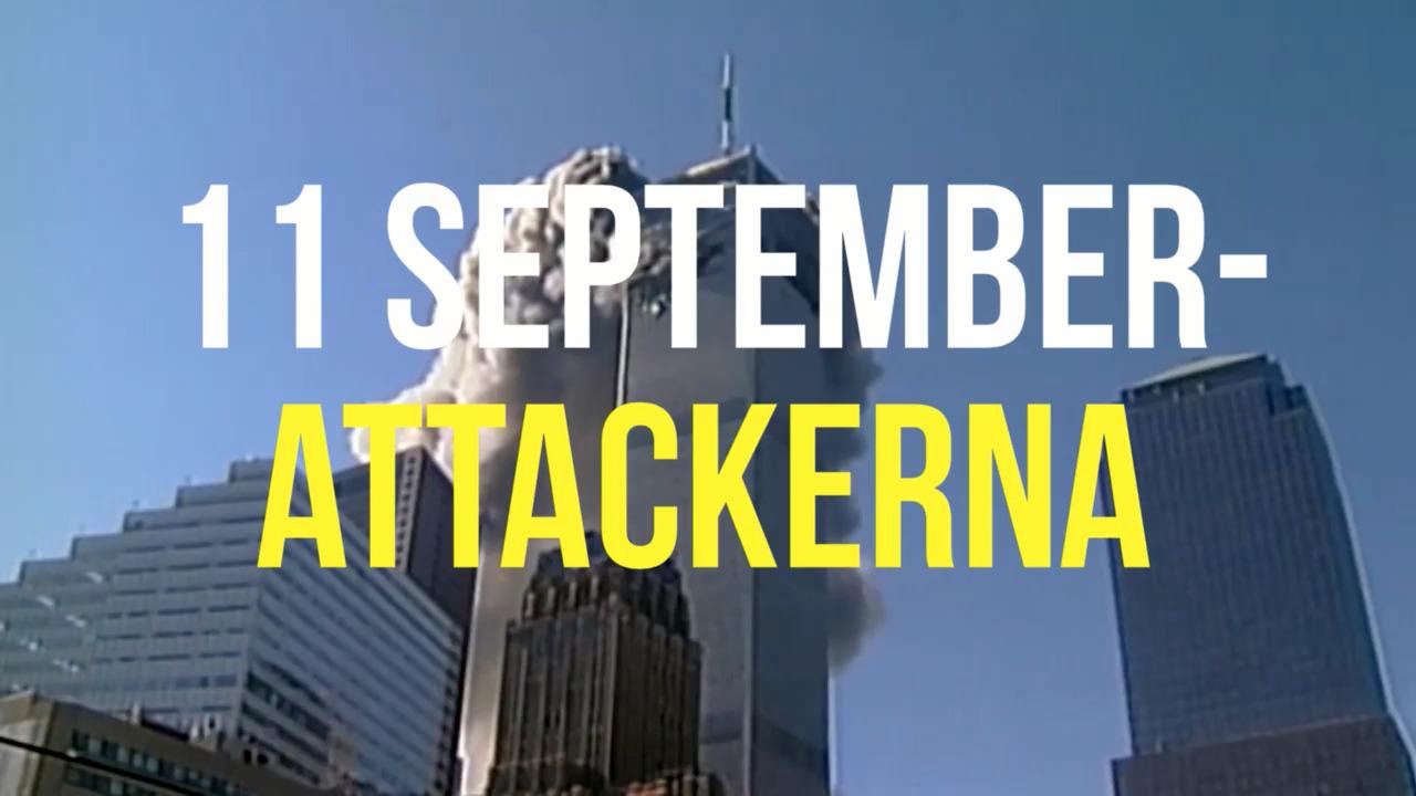 Förstå sammanhanget – 11 septemberattackerna