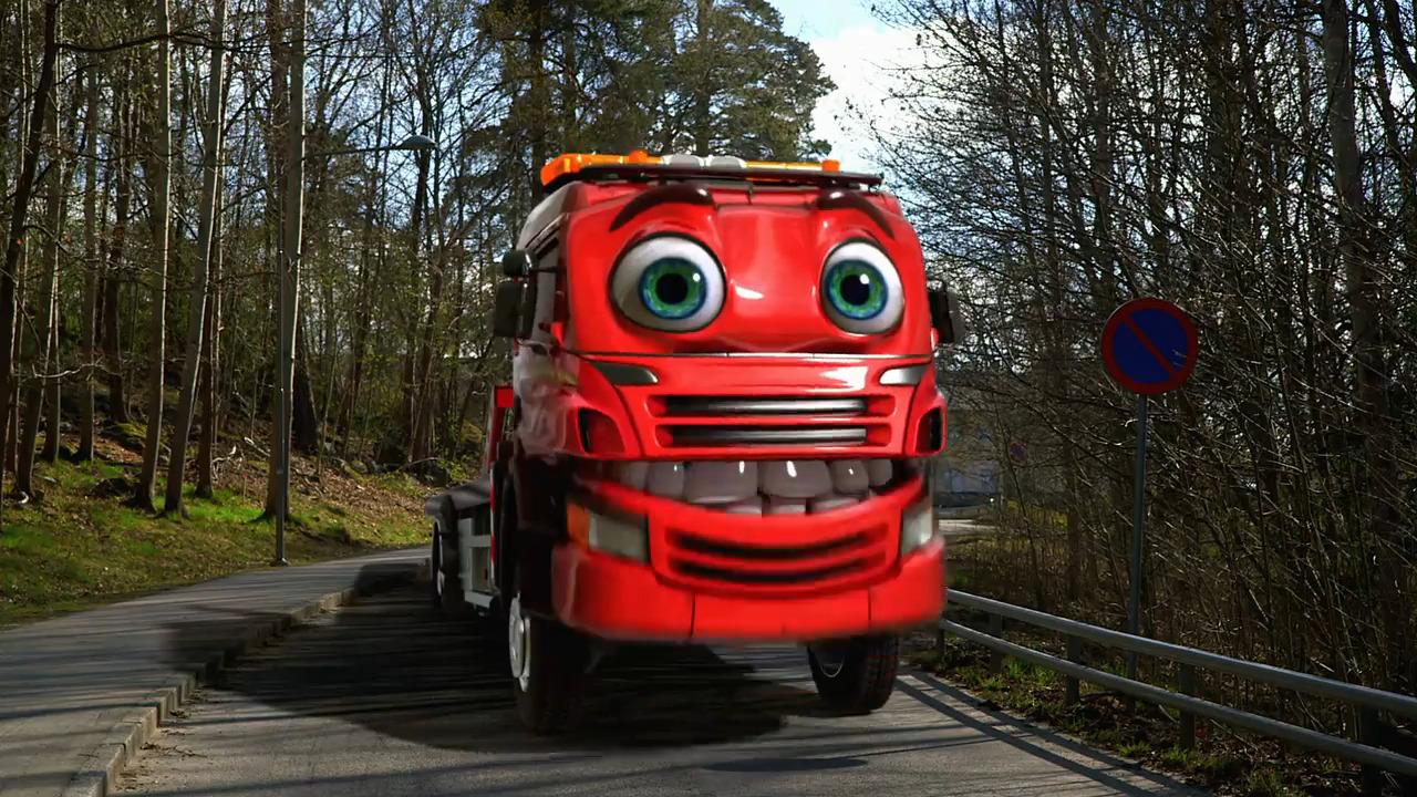 Bilakuten – Bärgningsbilen